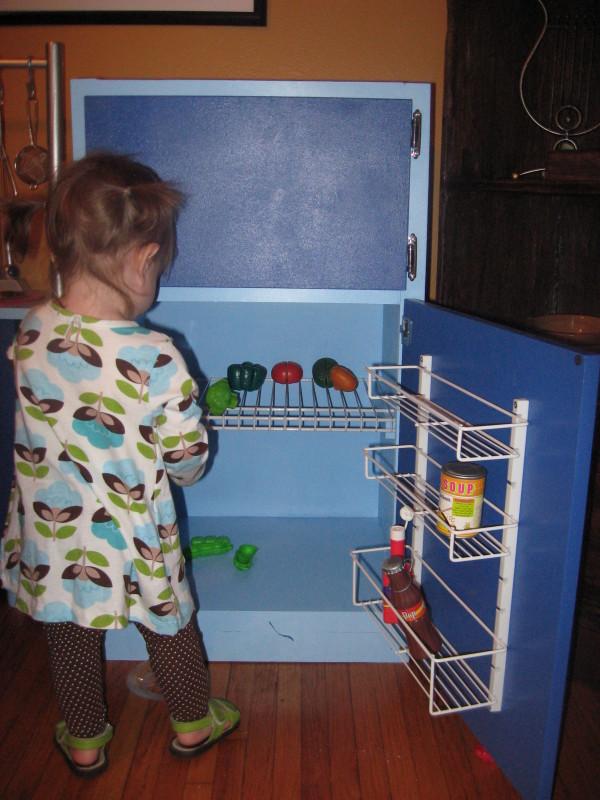 Diy Play Refrigerator A Jennuine Life