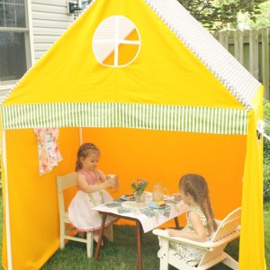 PVC Playhouse Tent 3