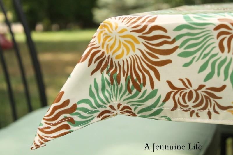 Picnic Tablecloth 1