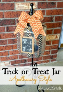 MyLove2Create, Trick or Treat Jar