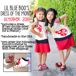 October 2013 Dress of the Month
