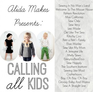 Alida Makes Presents: Calling All Kids