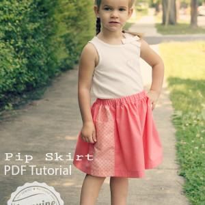 Pip Skirt Title
