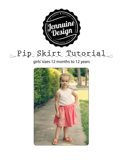 Pip Skirt Tutorial Jennuine Design 3.1.16