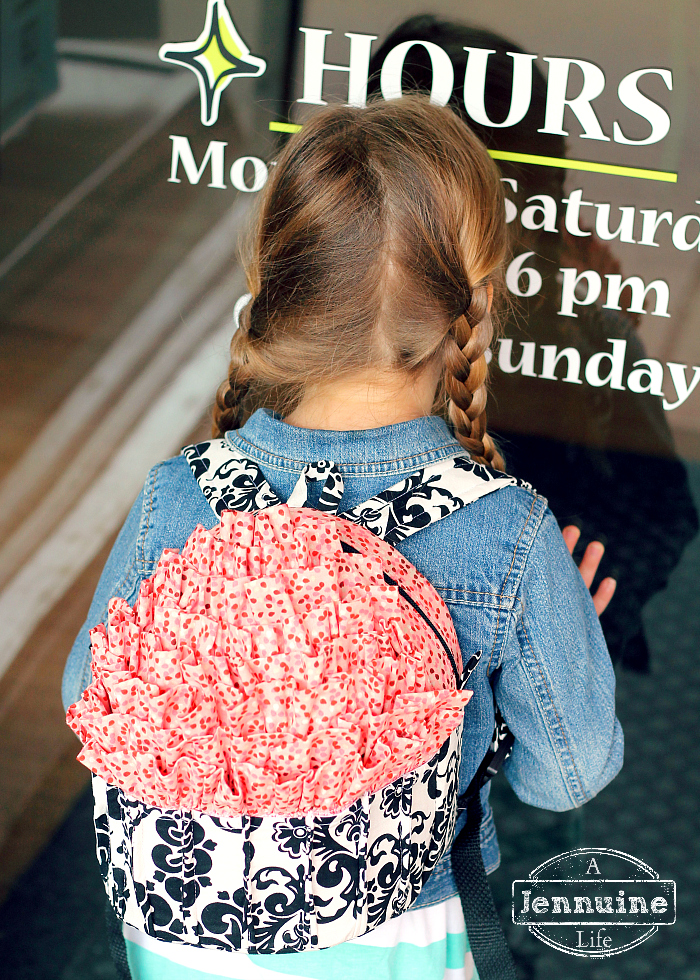 Cozy Cakes Backpack 3