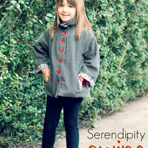 Serendipity Swing Coat Sewlosophy