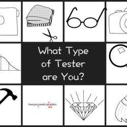 Types of Testers Collage