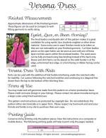 Verona Dress Newborn Tutorial3