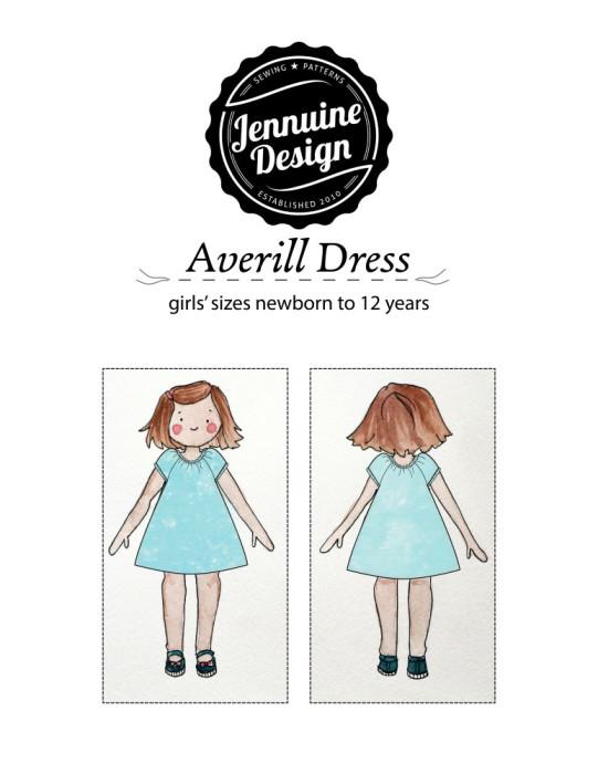 Averill Dress