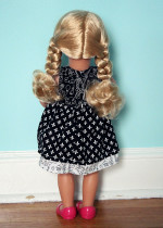 Doll Verona Dress Back