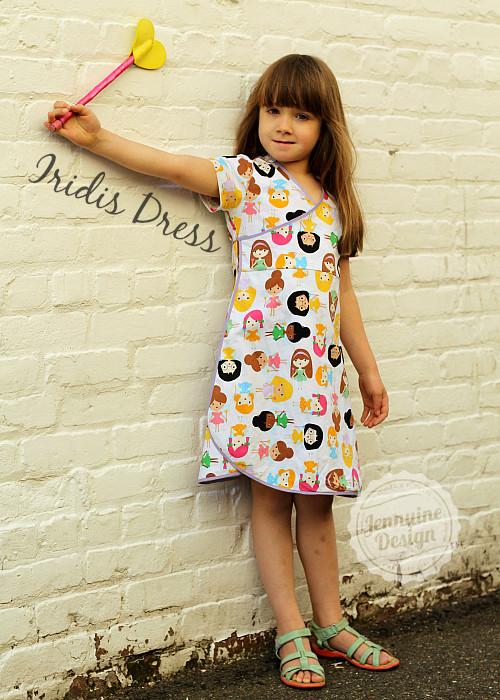 Iridis Dress Title