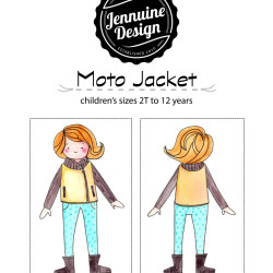 Moto Jacket Tutorial V1
