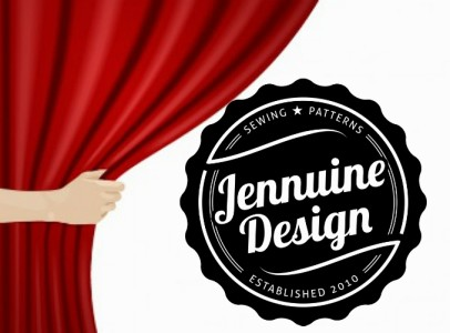 behind the scenes at Jennuine Design - sales figures for an independent pattern micro business
