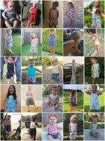 Satya Romper Tester Collage