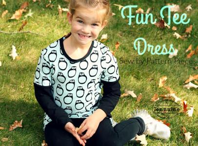 Fun Tee Dress Title