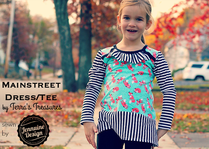 Mainstreet Dress Title