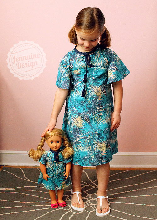 Doll Naples Dress 2 JD