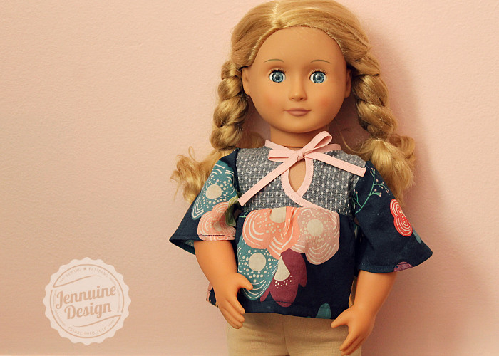 Doll Naples Tunic Front JD