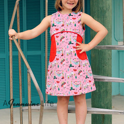 Miss Polly Dress 1