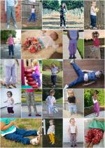 Satya Pants Tester Collage