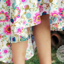 Brook Blossom Skirt 4