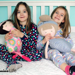 Pillow Pals Dolls by Heidi & Finn