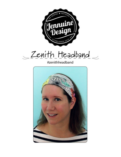 Jennuine Design Zenith Headband infant to adult