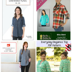 Women's Popover Tunics Graphic