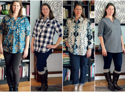 Popover Tunic Main Collage
