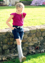 Jennuine Design Clipper Shorts Unisex for sizes newborn to 12 years