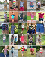 Clipper Shorts Tester Collage