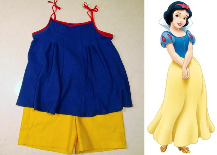 Snow White Collage