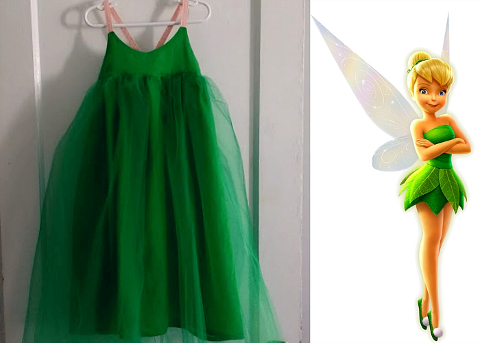 Tinkerbell Collage
