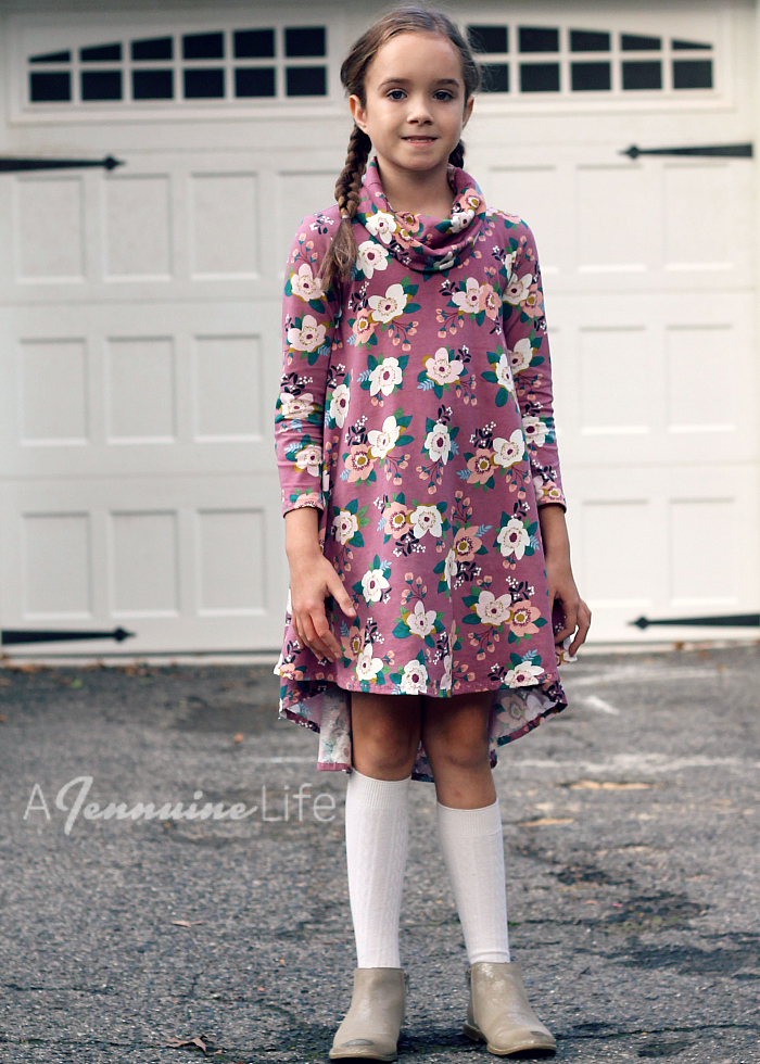Floral Groove Dress 1