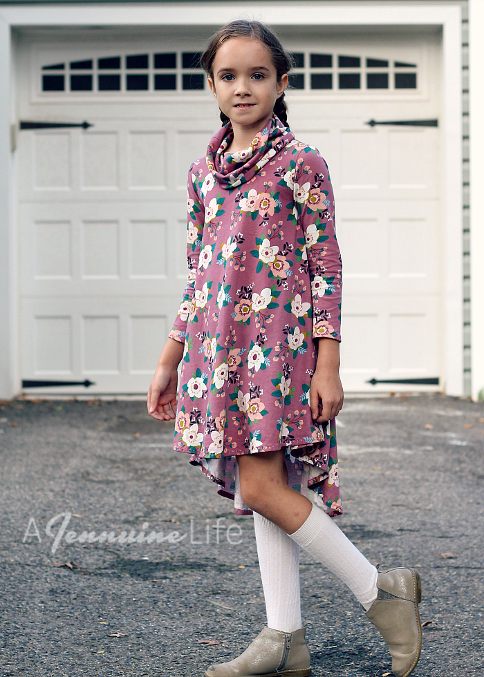 Floral Groove Dress 4