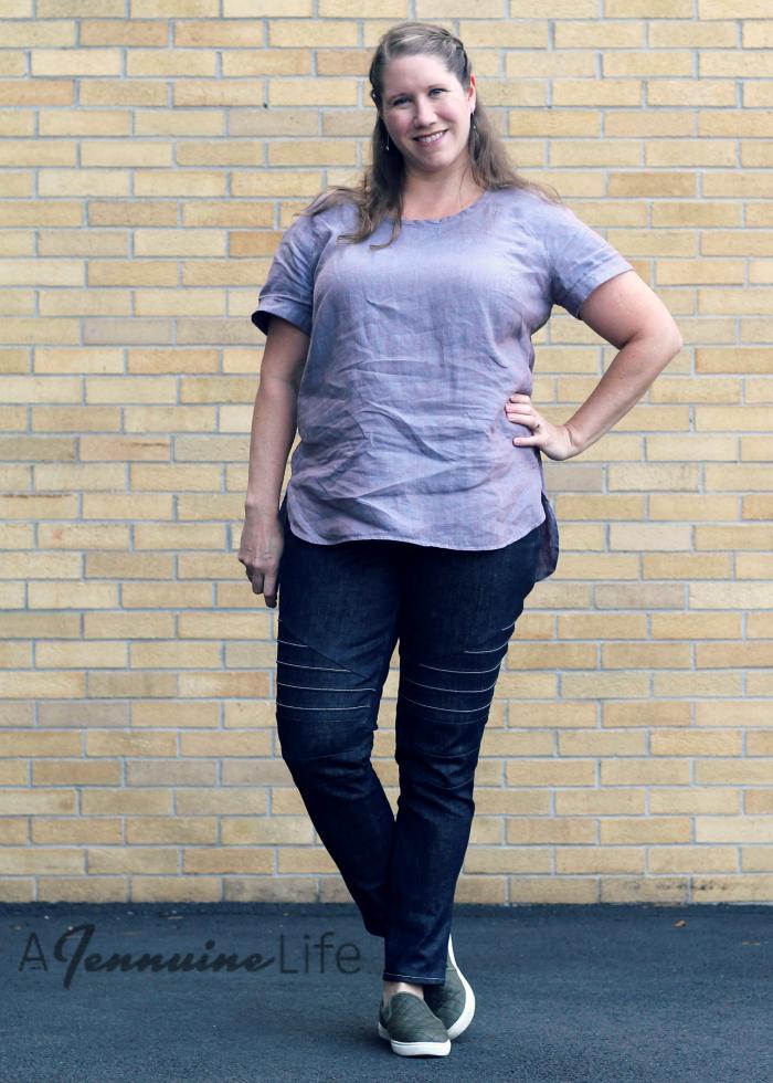 Laela Jeyne Scarlett Moto Skinnies Comparison 6