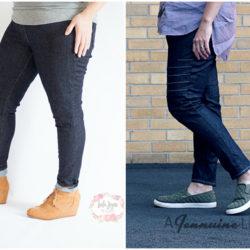 Laela Jeyne Scarlett Moto Skinnies Comparison Cover 2